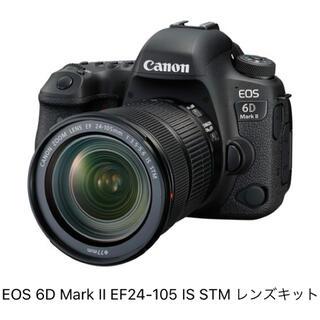 Canon - EOS6D Mark II 24-105 レンズキット展示品