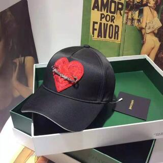 PALM ANGELS PIN MY HEART CAP