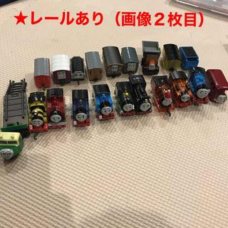 タカラトミーアーツ(T-ARTS)のトーマス カプセルプラレール  まとめ売り (電車のおもちゃ/車)