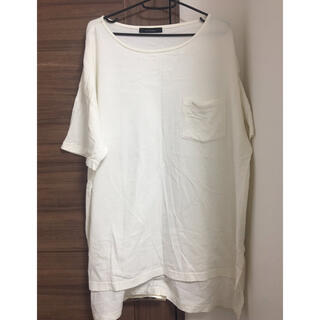 w closet - w closet ビッグTシャツ