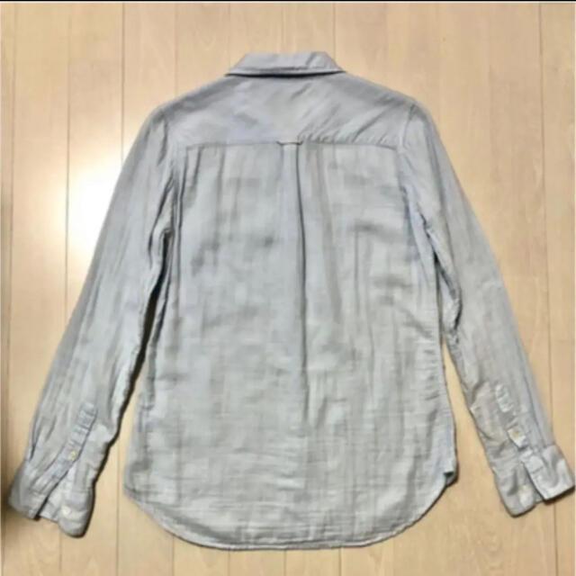 YANUK(ヤヌーク)のYANUK  ヤヌーク シャツ スタンダードシャツ レディースのトップス(シャツ/ブラウス(長袖/七分))の商品写真