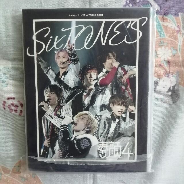 素顔4 SixTONES盤 エンタメ/ホビーのDVD/ブルーレイ(ミュージック)の商品写真