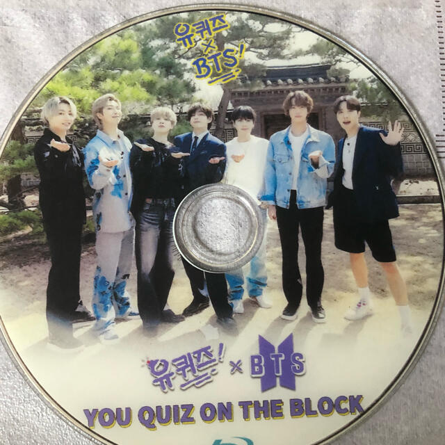 防弾少年団(BTS)(ボウダンショウネンダン)のBTS ユクイズ  THE BLOCK Blu-ray 日本語字幕 エンタメ/ホビーのDVD/ブルーレイ(アイドル)の商品写真
