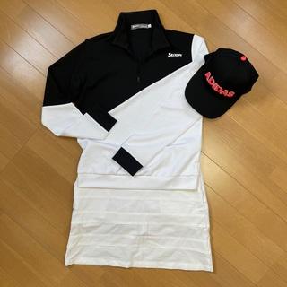 adidas - アディダスゴルフ・ホワイトスカート(インナー付き)