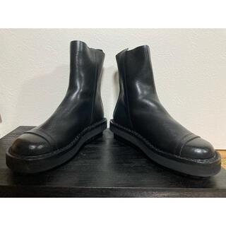 trippen - 【未使用】トリッペン(trippen)ショートブーツ サイズ36  黒