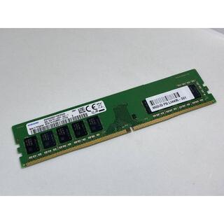 ヒューレットパッカード(HP)のSAMSUNG DDR4 2666 ECC Unbuffered 8GB #2(PCパーツ)