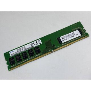 ヒューレットパッカード(HP)のSAMSUNG DDR4 2666 ECC Unbuffered 8GB #1(PCパーツ)