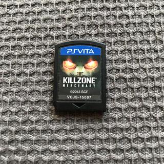 プレイステーションヴィータ(PlayStation Vita)のKILLZONE MERCENARY(携帯用ゲームソフト)