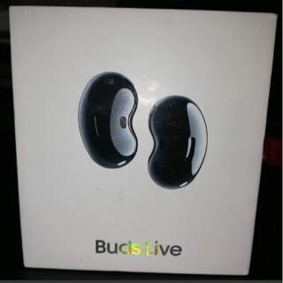 SAMSUNG - Galaxy Buds Live black