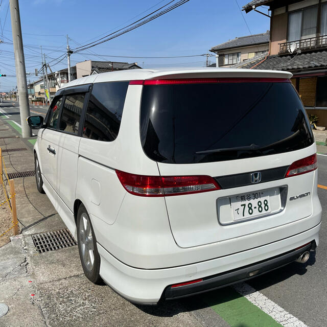 ホンダ(ホンダ)の車検付 ホンダ エリシオン スマートエディション 自動車/バイクの自動車(車体)の商品写真