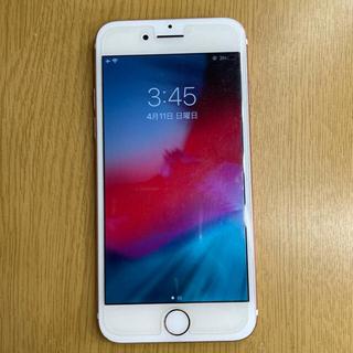 Apple - iphone7 docomo 128GB ローズゴールド