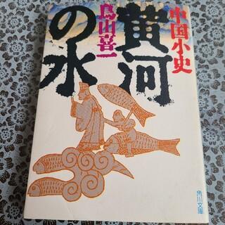 黄河の水 中国小史(文学/小説)