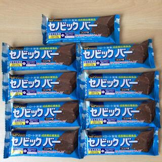 ブルボン(ブルボン)のセノビックバー 9本(菓子/デザート)