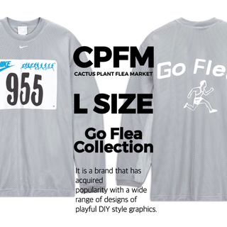 ナイキ(NIKE)の【L】NIKE CPFM LONG SLEEVE TEE(Tシャツ/カットソー(七分/長袖))