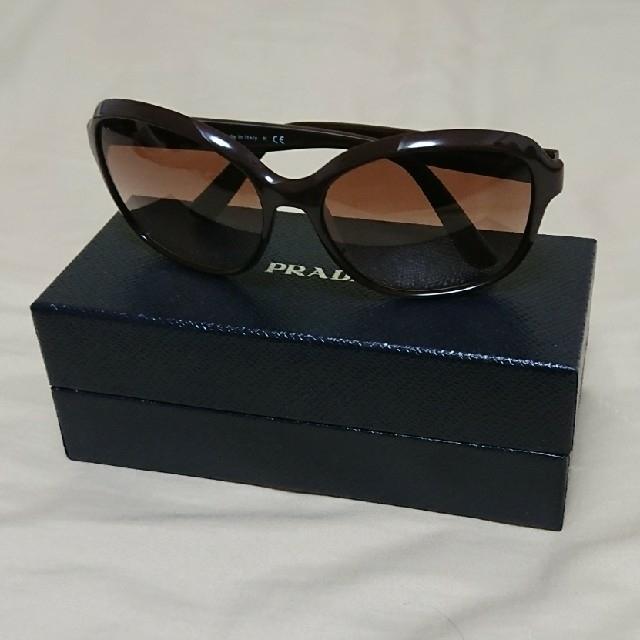 PRADA(プラダ)のPRADA サングラス レディースのファッション小物(サングラス/メガネ)の商品写真