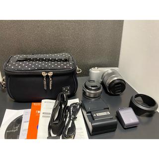 ソニー(SONY)のソニーSONY NEX-C3D ダブルレンズキット(コンパクトデジタルカメラ)