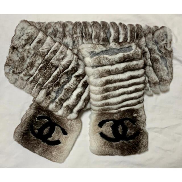 CHANEL(シャネル)のChanel シャネル オリラグ マフラー レディースのファッション小物(マフラー/ショール)の商品写真