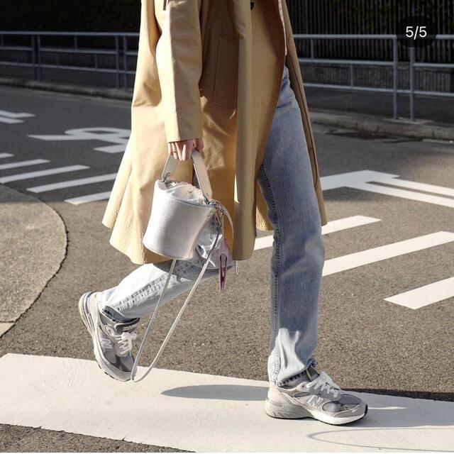 Drawer(ドゥロワー)のayako アヤコバッグ pottery bag silver レディースのバッグ(ショルダーバッグ)の商品写真