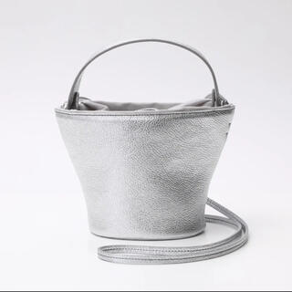 Drawer - ayako アヤコバッグ pottery bag silver