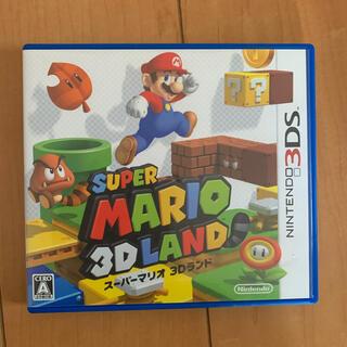 ニンテンドー3DS(ニンテンドー3DS)のスーパーマリオ 3Dランド(携帯用ゲームソフト)