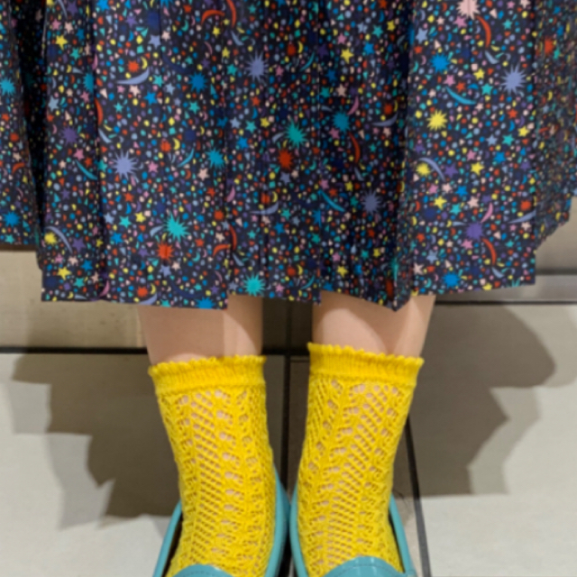 BEAMS BOY(ビームスボーイ)のbeams boy プリーツスカート  レディースのスカート(ロングスカート)の商品写真