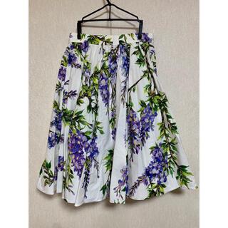 ドルチェアンドガッバーナ(DOLCE&GABBANA)のDolce Gabbana スカート(ひざ丈スカート)