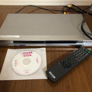 SONY - SONY DVDプレーヤー DVP-NS575P ヨガDVD セット