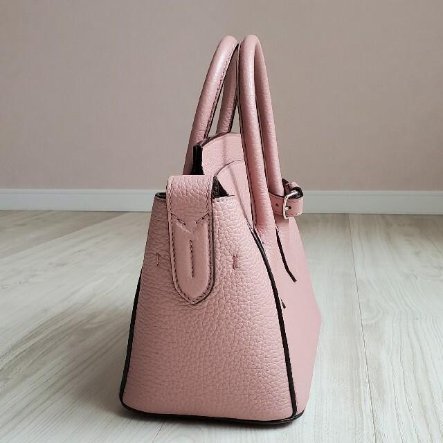 Bally(バリー)のバリー ハンドバッグ ソメ スモール Sommet レザー 極美品 レディースのバッグ(ハンドバッグ)の商品写真