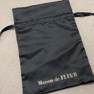 Maison de FLEUR - 新品♡maison de FLEUR 巾着