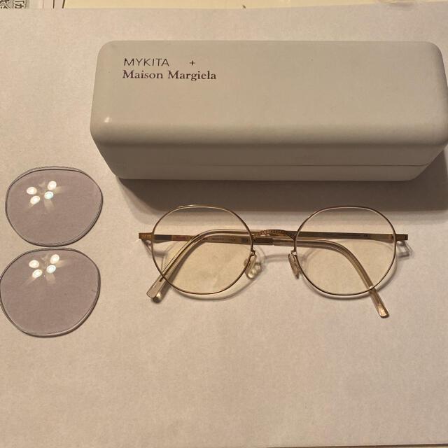 Maison Martin Margiela(マルタンマルジェラ)のちーずくん様専用 メンズのファッション小物(サングラス/メガネ)の商品写真