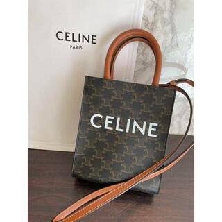 celine - 新作 CELINE 2way ミニ バーティカルカバ/ショルダーバッグ