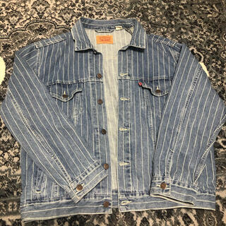 Supreme - 常田大希 supreme Levi's pinstripe jacket L