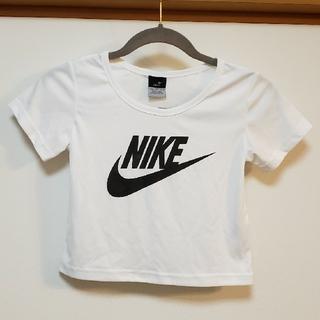 NIKE - NIKE ショート丈Tシャツ