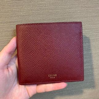 セフィーヌ(CEFINE)のセリーヌ CELINE バイフォールド ウォレット 二つ折り 財布 カーフスキン(折り財布)