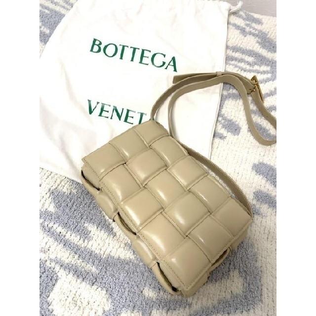 Bottega Veneta(ボッテガヴェネタ)のボッテガベネタ カセット ポリッジ レディースのバッグ(ショルダーバッグ)の商品写真