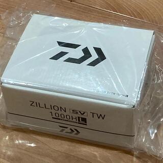 DAIWA - 【新品未使用】ダイワ 21ジリオン SV TW 1000HL 左ハンドル