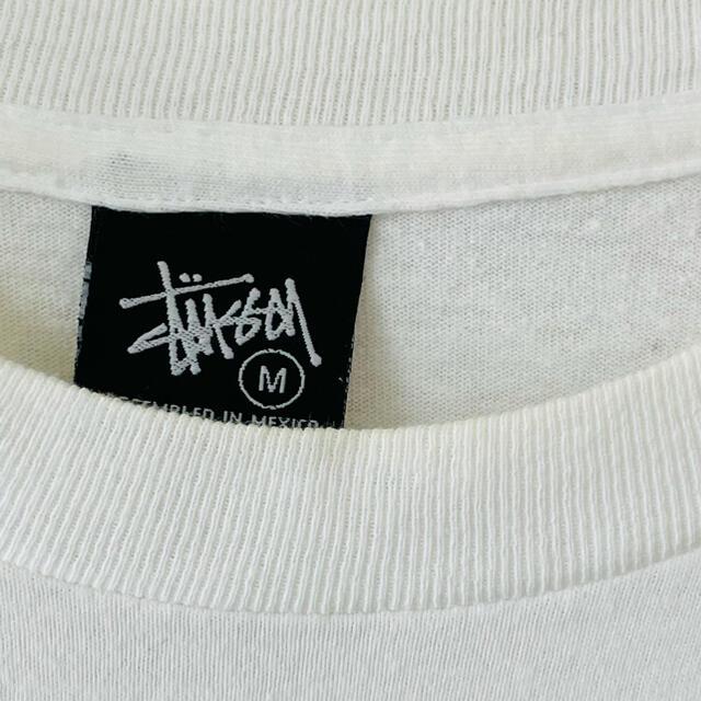 STUSSY(ステューシー)の[古着]stussy プリントロゴTシャツ メンズ 半袖 メンズのトップス(Tシャツ/カットソー(半袖/袖なし))の商品写真