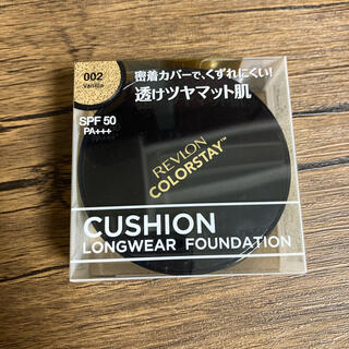 REVLON - レブロン カラーステイ クッションロングウェアファンデーション002