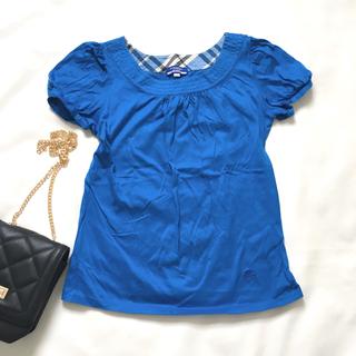 バーバリーブルーレーベル(BURBERRY BLUE LABEL)のBURBERRY BLUE LABELバーバリーブルーレーベル半袖カットソー(カットソー(半袖/袖なし))