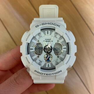 G-SHOCK - Gショック 腕時計 ホワイト