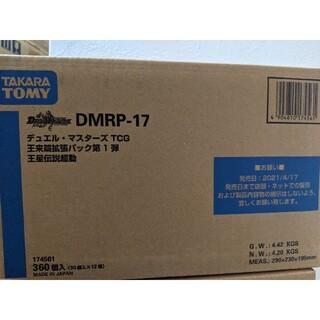 デュエルマスターズ - 【1カートン】デュエル・マスターズ TCG DMRP-17 王来篇 拡張パック