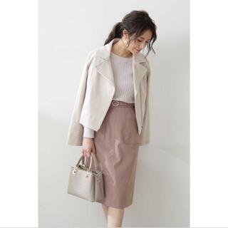 PROPORTION BODY DRESSING - プロポ★アウトポケットワークタイトスカート2 ジャスグリッティー