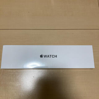Apple Watch - 【新品・未開封】Apple Watch SE 40mm Space Gray