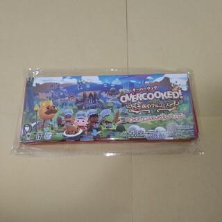 プレイステーション(PlayStation)のオーバークック オニオン王国のスプーン&フォークセット PS5 ソフト早期特典(キャラクターグッズ)