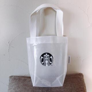 Starbucks Coffee - スタバ スターバックス ドリンクホルダー 海外 台湾 2021年 トートバッグ