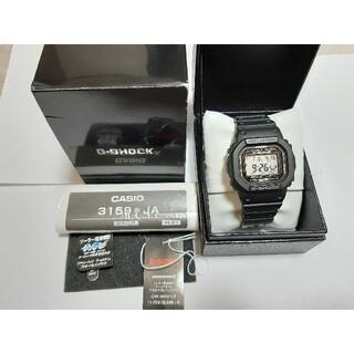 G-SHOCK - 美品 CASIO G-SHOCK GW-5000-1JF