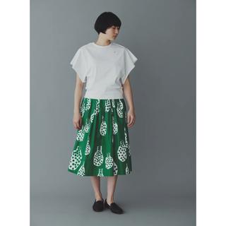 mina perhonen - ミナペルホネン  cidre シードル スカート