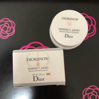 ディオール(Dior)のディオール スノー パーフェクト ライト クッション 000(ファンデーション)