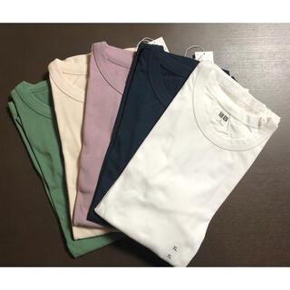 UNIQLO - UNIQLO U  半袖Tシャツ 5枚