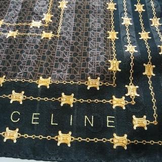 celine - CELINEのスカーフ